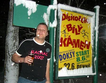 Zwönitzer Jungs in Doksy 2008