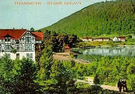 Thammühl 1904